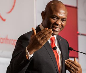 Tony Elumelu plan to generate a quarter of Nigeria's  power