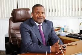 Aliko Dangote: plans to build refinery by 2018