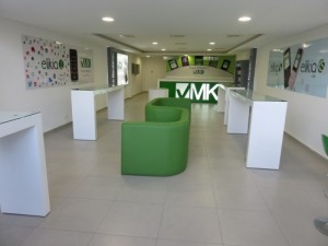 The first VMK store in Cote d'Ivoire