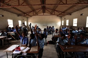 School drop-out is on the increase