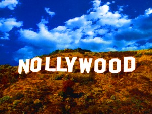 Nollywood, the second-largest in the world in terms of number of films produced