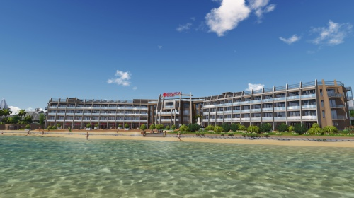 Situated directly on Jangwani Beach, the newly built Ramada Resort Dar es Salaam offers 139 air-conditioned rooms and suites, free Wi-Fi, varied dining options and flexible meeting space