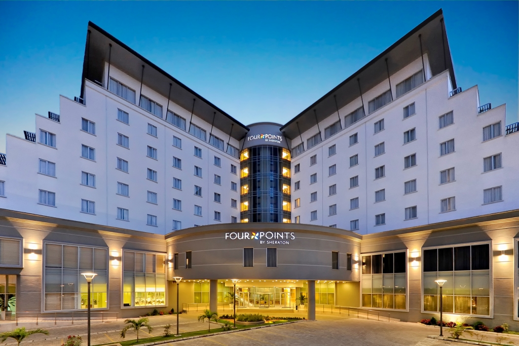 Four points Lagos Sheraton