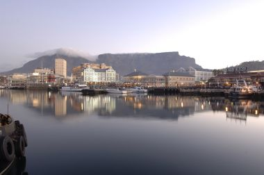 V&A Waterfront This bustling shopping, dining and entertainment area neighbouring the Table Bay harbour is almost as synonymous with a visit to Cape Town
