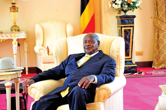 Museveni: abolished constitutional limits on presidential terms