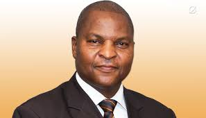 President Faustin-Archange Touadera will take office next month in a significantly improved security environment