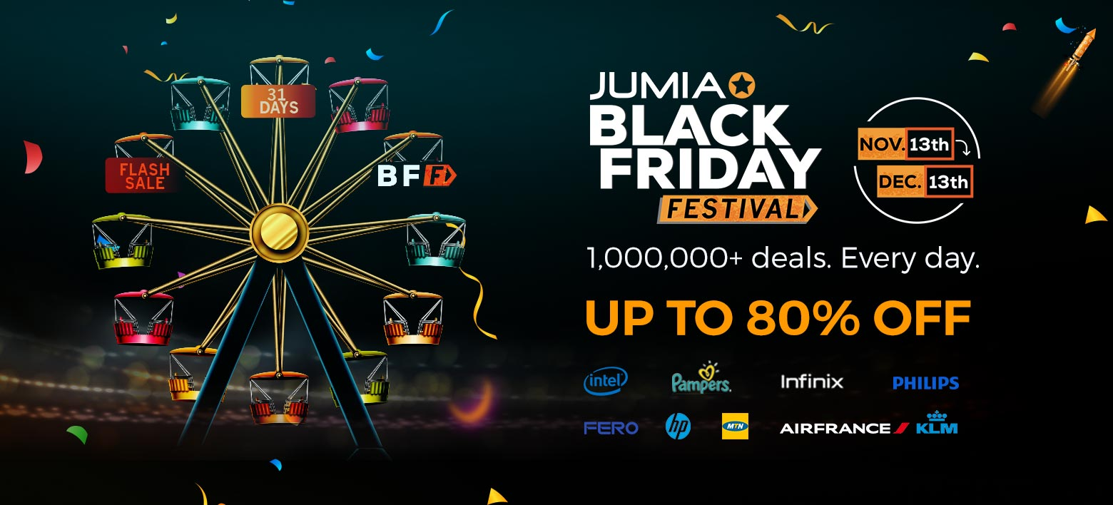 Jumia Set To Make 2017 Black Friday The Biggest Nigeria Has Ever Seen Africa Briefing