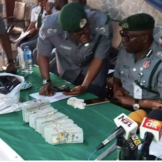 Nigerian officials reject $400,000 bribe from Tramadol